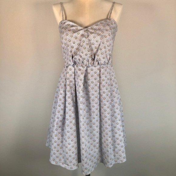 P.J.K Patterson J. Kincaid Ditsy Floral Mini Dress